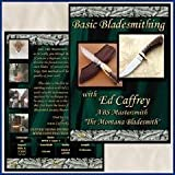 Basic Bladesmithing with Ed Caffrey, ABS Mastersmith (Dvd)by Center Cross