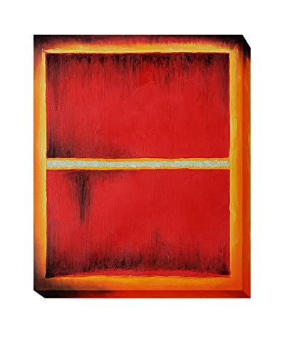 Mark Rothko Saffron, 1957 Hand-Painted Reproduction