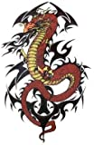 Richard Biffle - Fire Dragon - Sticker / Decal