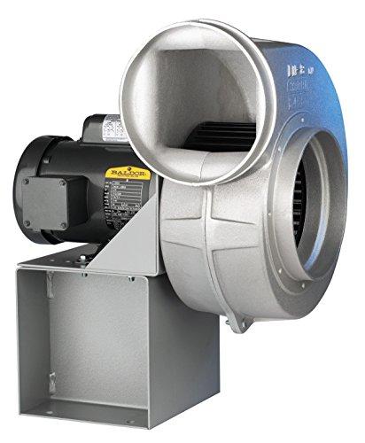 Cincinnati fan spb1203t31 spb blower 56c motor frame 6 for Portable dust collector motor blower