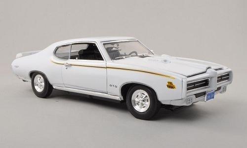 pontiac-gto-judge-weiss-1969-modellauto-fertigmodell-motormax-118