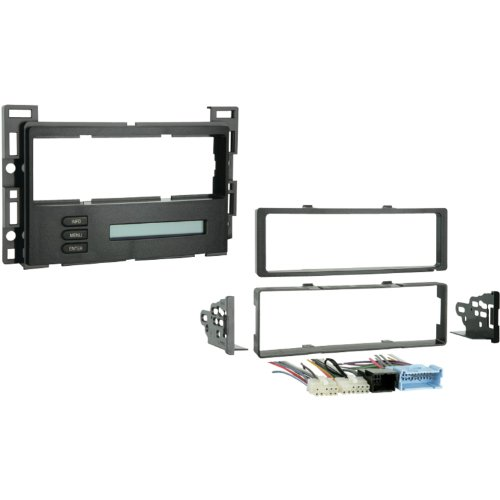 Metra 99-3303 Install Kit For Gm Vehicles Using The Lan System Integrate Vehicle Diagnostics -Black