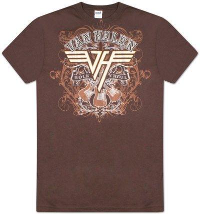Van Halen Rock N Roll T-Shirt