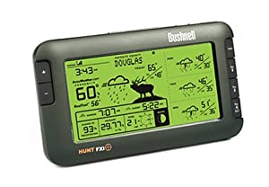 Bushnell 7-Day Hunt Fxi Internet Weather Forecaster (Green) at Sears.com