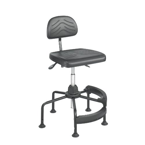 Safco Products Taskmaster Utility Industrial Chair front-770656