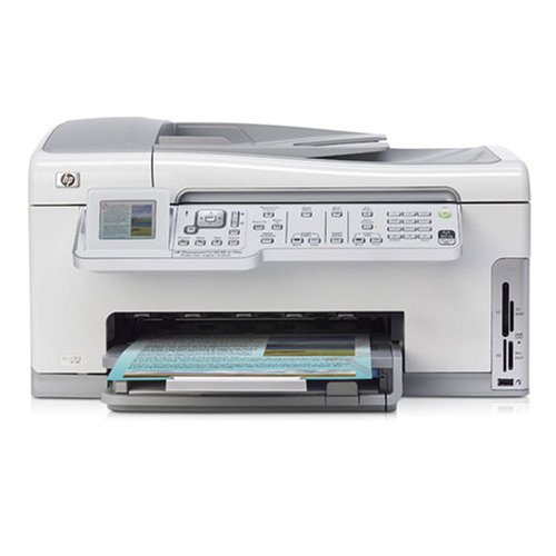 HP Photosmart C6180 All-in-One Printer, Fax, Scanner, and Copier