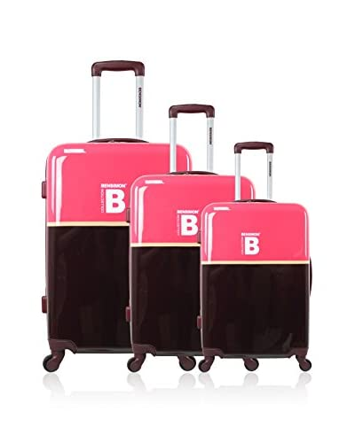 BENSIMON Set 3 Trolley Rigido