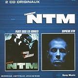 echange, troc NTM - Coffret 2 CD : Paris sous les bombes / Supreme NTM IV