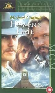 Heaven's Gate [VHS]