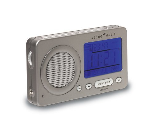 Sound Oasis Travel Sound Therapy System (Sound Oasis Travel compare prices)