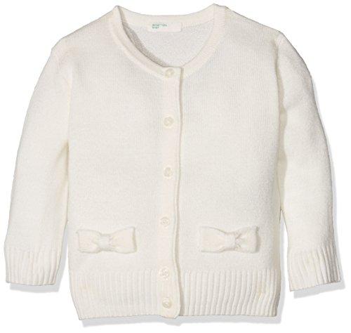 united-colors-of-benetton-10p1c-gilet-bebe-fille-ecru-cream-3-6-mois-taille-fabricant-62