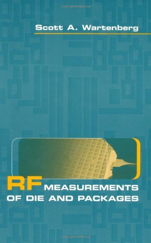 Rf Measurements Of Die And Packages (Artech House Microwave Library)