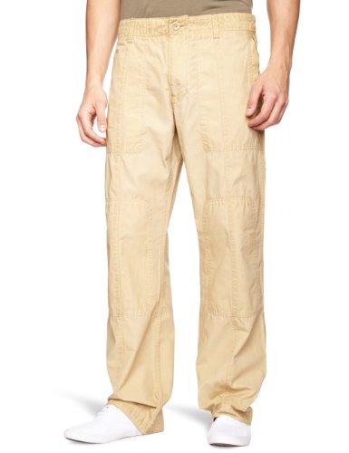 Timberland Lightweight Poplin Straight Men's Jeans Sand W28 INxL34 IN