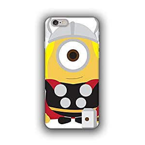 Caseque (Pro) Minion Thor Back Cover for Apple iPhone 6 Plus