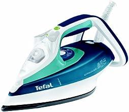 Tefal FV4680 Dampfbügeleisen Ultragliss türkisblau
