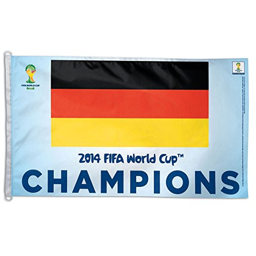 Germany FIFA 2014 World Cup Champs Flag