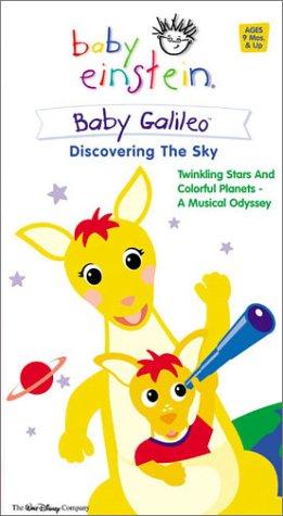 Baby Galileo VHS