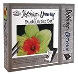 Royal Sketching & Drawing Studio Artist Set - 12 Pack