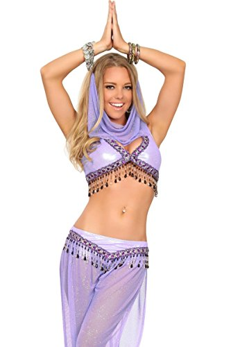 3WISHES 'Arabian Nights Costume' Sexy Genie Halloween Costumes for Women
