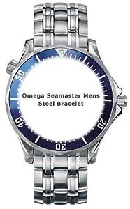 Omega Seamaster Mens James Bond Steel Bracelet 1503/825