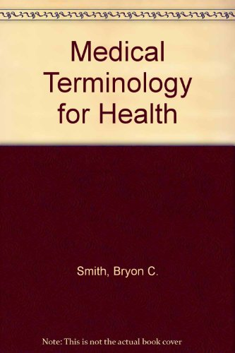 Medical Term Health Profession (with Software)