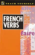 Essential French Verbs A Teach Yourself Guide by Marie-Th©r¨se Weston