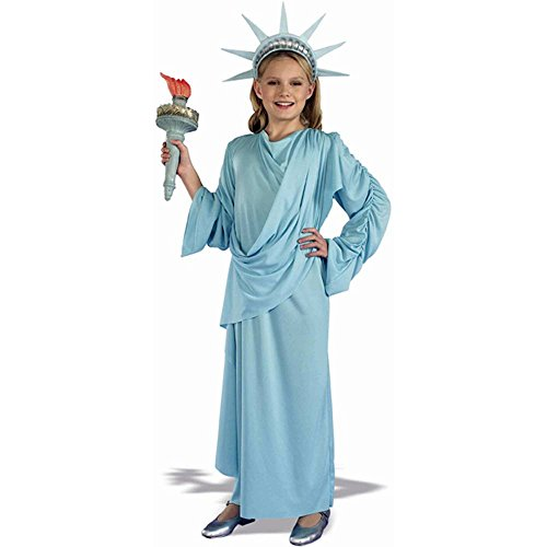 Lil Miss Liberty Kids Costume