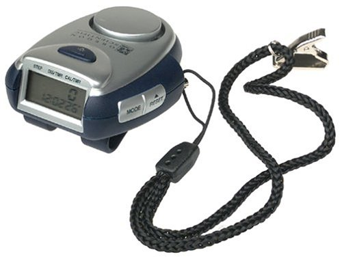 Cheap Oregon Scientific PE319 Pedometer with Panic Alarm (PE319)