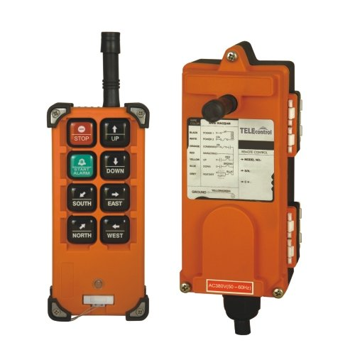 Uting Simple Radio Remote Control Up Down East West South North