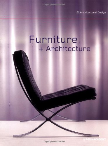 Furniture + Architecture (Architectural Design)