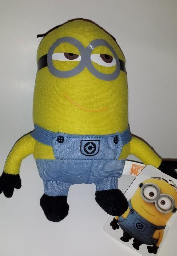 Despicable Me the Movie Minion Tim 7 Inch (Small) Stuffed Plush Doll - 1