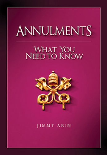 Annulments: What You Need to Know PDF