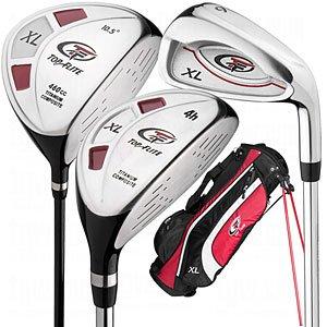 Golf Review Top Flite Xl 13 Piece Complete Golf Club Set