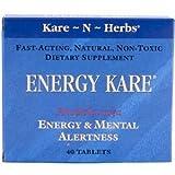 Kare-N-Herbs - Energy Kare 40 Tabs