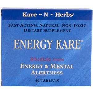 Cheap Kare-n-Herbs Energy Kare 40 Tablets (B0014B0HXE)