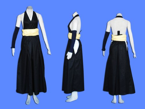 BLEACH ブリーチ 砕蜂(ソイフォン)風 護廷十三隊二番隊隊長 衣装 サイズ:女性XS