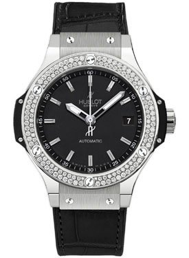 Hublot Big Bang 38mm stainless steel case Watch
