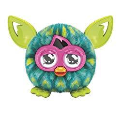 [Best price] Stuffed Animals & Plush - Furby Furbling Creature Peacock Feather Plush - toys-games