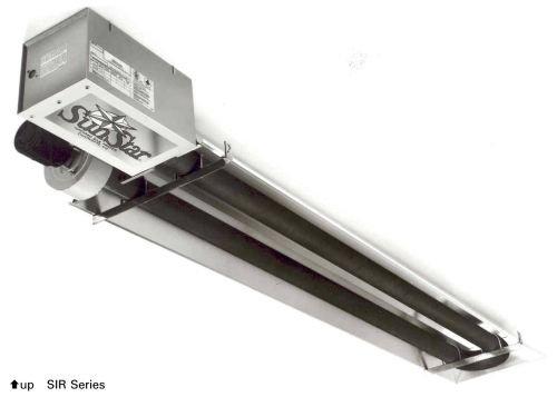 Natural Gas Heater Garage Clearance Sunstar 45K LP Gas