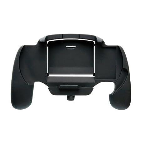PSP Rubber Grip Black (PSP-2000/3000)