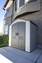 Hot Sale Lifetime 7-Feet x 4.5-Feet Storage Shed, # 60057