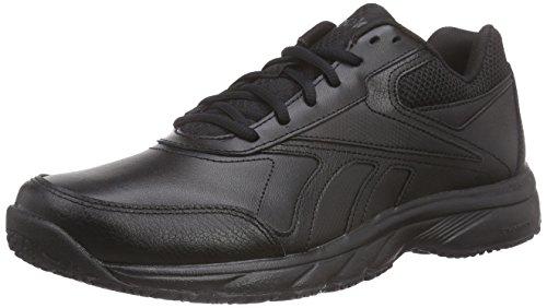 ReebokWork n Cushion 2.0 - Scarpe Running Uomo, Nero (Black/Black), 42 EU