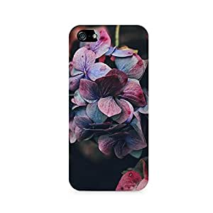 TAZindia Printed Hard Back Case Cover For Apple Iphone SE