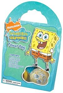 Spongebob Favor Boxes