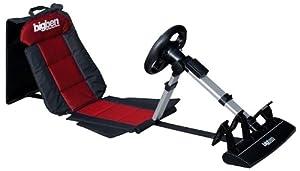 ps3 pc racing seat volante bigben videogiochi. Black Bedroom Furniture Sets. Home Design Ideas