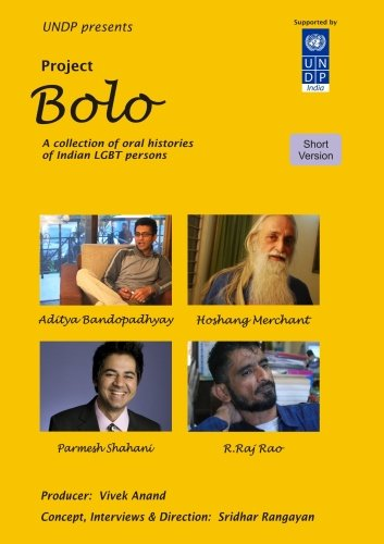 Project Bolo - Aditya, Hoshang, Parmesh, Raj  - Short Version