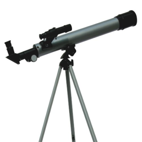 Buy GSI Super Quality Land And Sky 50mm Refractor Telescope With TP-8 Aluminum Tripod - 72x Power Ma...
