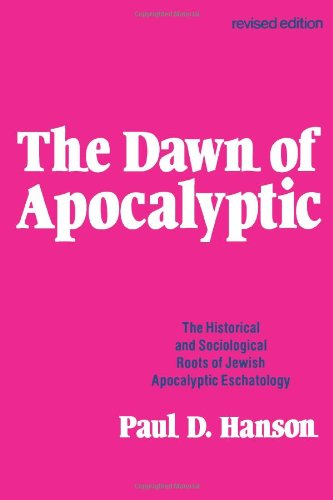 The Dawn of the Apocalyptic