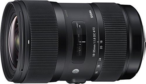 Sigma 18-35mm F1.8 Art DC HSM Lens for Nikon