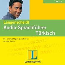 Langenscheidt Audio-Sprachführer Türkisch Hörbuch von  div. Gesprochen von:  div.